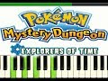 Pokemon Mystery Dungeon Explorers of Time and Explorers of Darkness - A Wish for Peace (Piano)