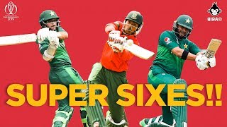 Bira91 Super Sixes! | Pakistan vs Bangladesh | ICC Cricket World Cup