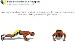 Body building misc - Best Chest Shoulders & Triceps Horny Workout