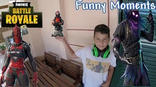 Funny moments FortNite | MAUI GR