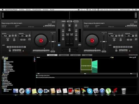como descargar virtual dj para mac