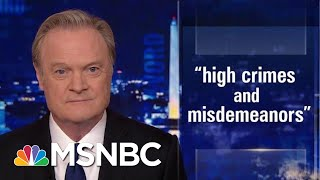 Justice Department Warns Mueller To Limit Congressional Testimony | The Last Word | MSNBC
