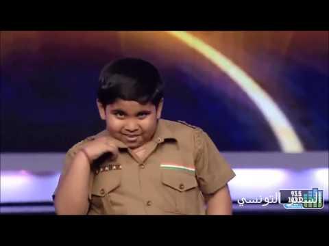 Hintli Çocuk Dansçı