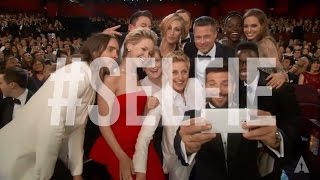 #LET ME TAKE AN OSCARS SELFIE