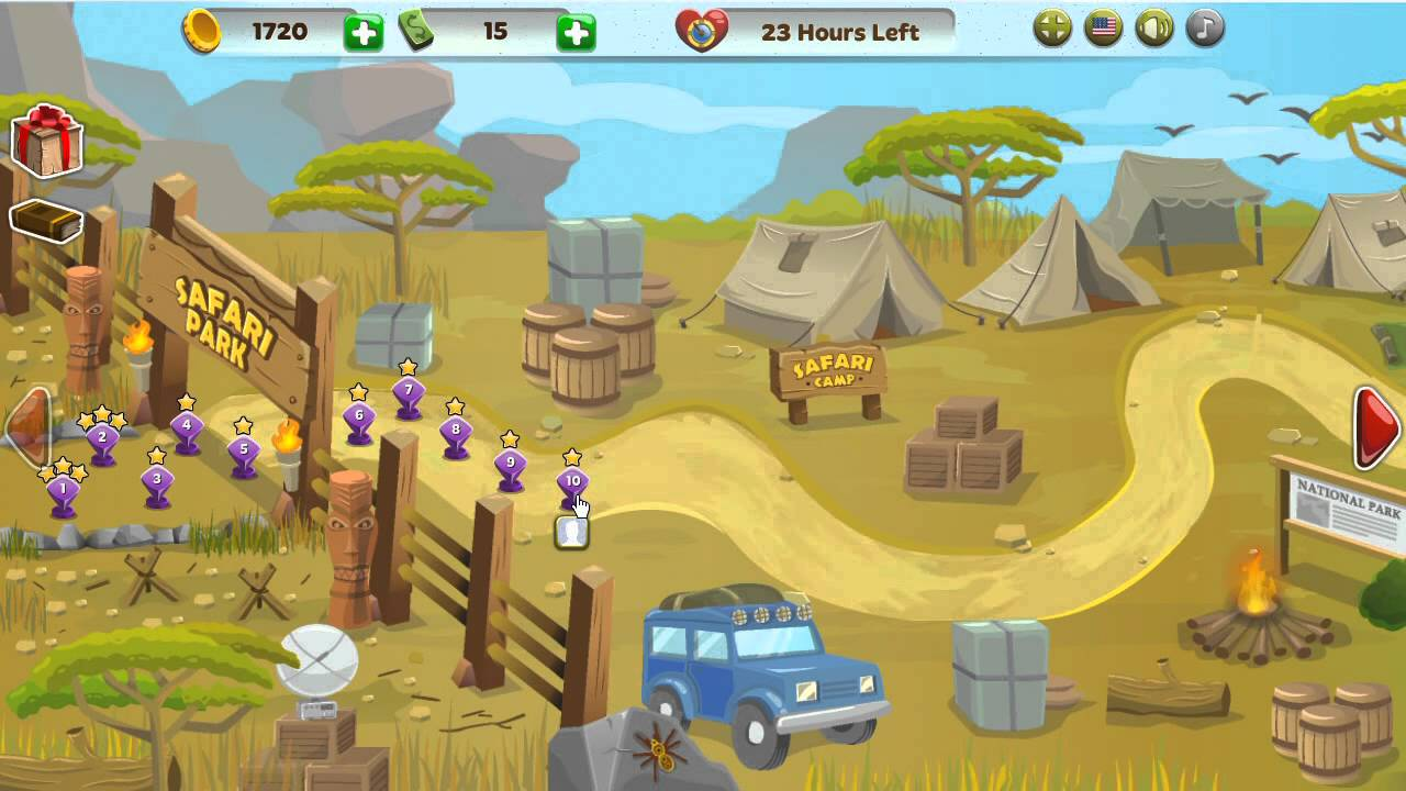 safari escape games online free play