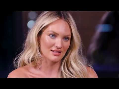 Candice Swanepoel Shares Her Day On A Plate