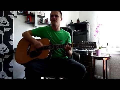судьба (кавер от Art1sBack на гитаре, 12 струн)