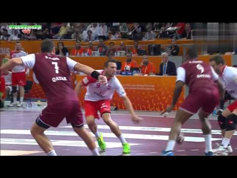 POLAND VS QATAR SEMI-FINAL 24th Men's Handball World Championship Qatar 2015