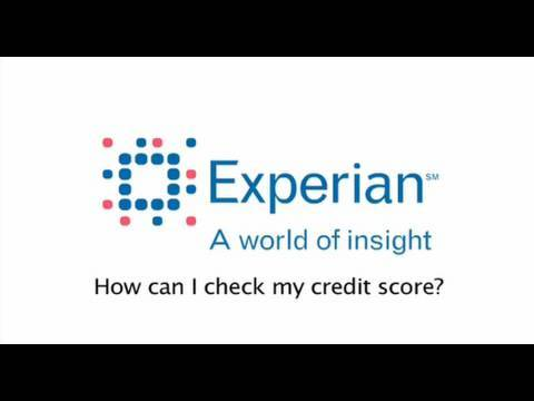 check my credit report