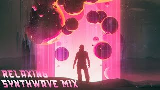 Download Lagu Synthwave ► Best of Relaxing Music Mix Gratis STAFABAND