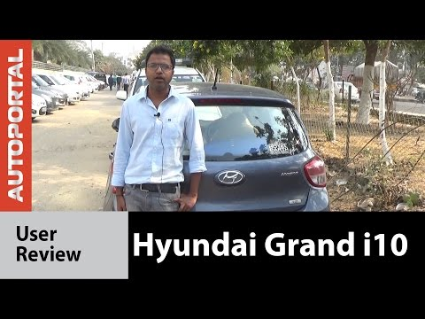 Hyundai Grand i10 (Petrol) - User Review