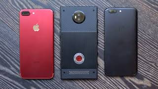 Red Hydrogen One Holographic Smartphone review