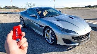 What It's Like To Drive A 2019 Ferrari Portofino (POV)