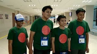 Bangladesh  team IOI 2016 in Kazan Russia