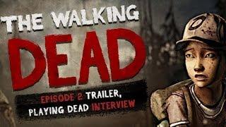 The Walking Dead: The Game - Season 2 Episode 2 Trailer, Scott Porter Interview - Playing Dead ...
