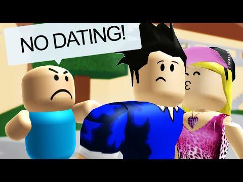 BABY STOPS ONLINE DATING IN ROBLOX