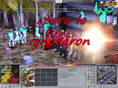 Segunda guerra mundial- Empire Earth II
