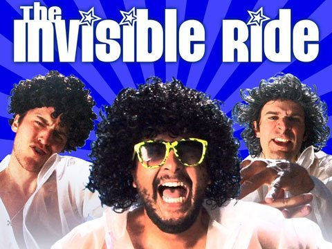 Invisible Ride (Ghost Whippin ) (Normal Quality)
