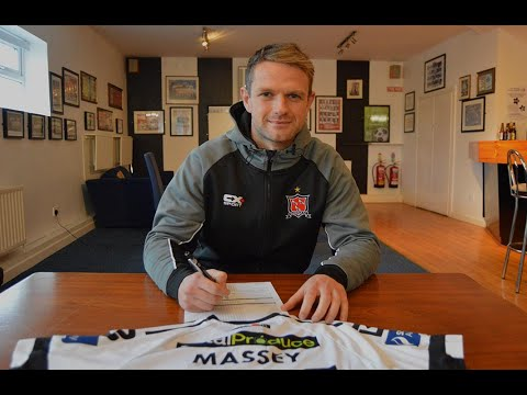 ✒️ Dane Massey re-signs for Dundalk FC
