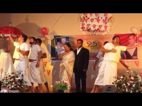 Oru kuluki thaka dance... do you want to give a good laugh to your friends then share this video