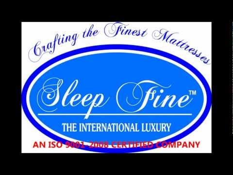 sleepfine spring mattresses showrooms in india