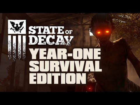 What's New in State of Decay: Year-One Survival Edition