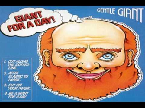 Gentle Giant - Rock Climber