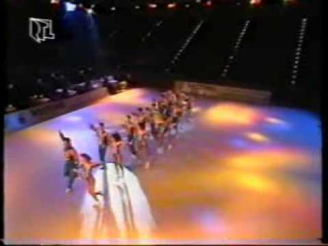 Rock'n'Roll-Zentrum TSW Wiesbaden - Europameisterschaft 1990