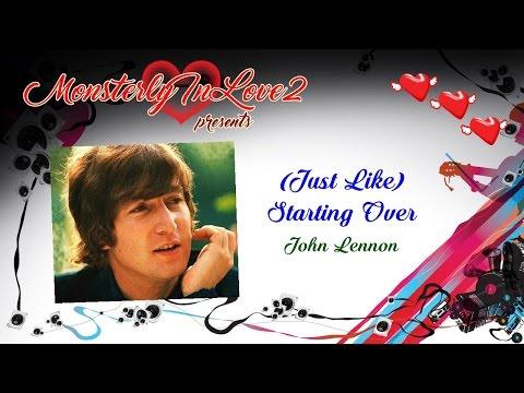Леннон Джон - Just Like Starting Over