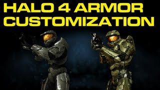 Halo 4 News - Armor Customization - Greenskull's Thoughts
