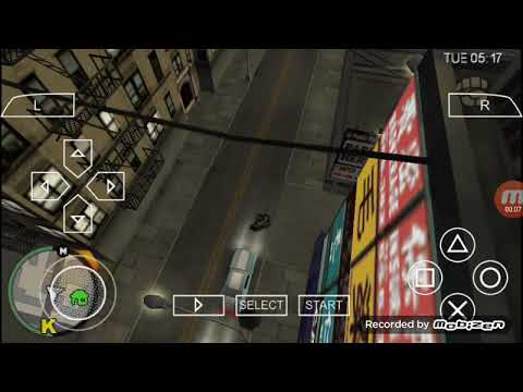 GTA China Town wars Game download on Android PPSSPP
