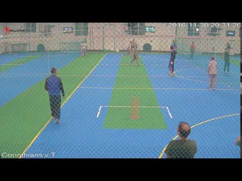409139 Court2 Willows Sports Centre Cam3 Corinthians v The Sticky Wickets Court2 Willows Sports Cen