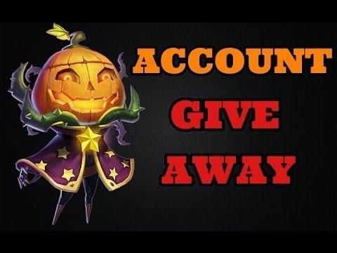 Big giveaway account 52k might!!! ~Castle Clash~