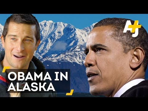 Obama's Alaska Visit On Climate Change Has Almost Everyone Upset