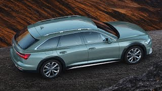 2020 Audi A6 allroad quattro - Avant with offroad qualities
