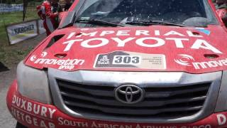 Orlen Team Dakar 2015 – stage 10