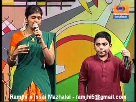 Ramjhi`s Issai Mazhalai   Sastriyamum Cinemavum   Abilash  Dharini...