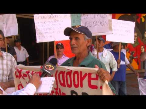 Exigen justa liquidación despedidos de agrícola en Guasave.