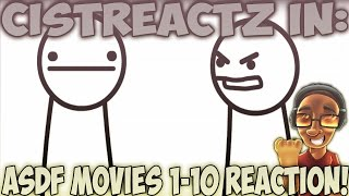 ASDF MOVIE 1-10 (COMPILATION) REACTION | THIS IS FREAKING HILARIOUS!
