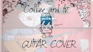 Blur - Coffee and tv - Guitar cover - Ft.Hatsune Miku