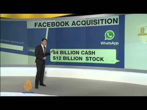 Facebook to buy messaging network WhatsApp