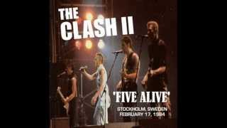 Watch Clash in The Pouring Rain video
