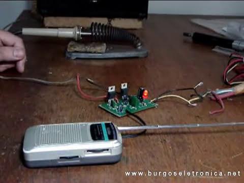 AULA 24   Montagem do amplificador de audio   10m49s