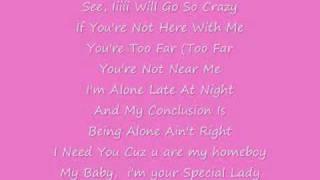 long distance relationship with lyrics