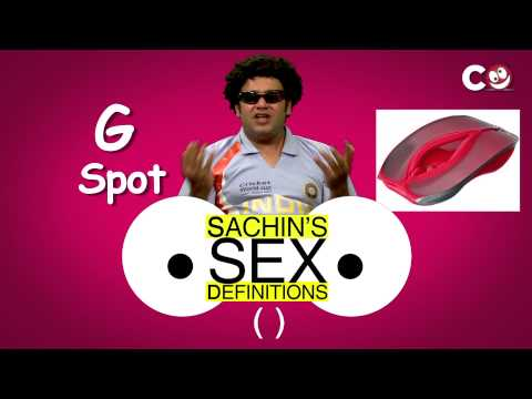 G Spot - Sachin's Sex Definitions video