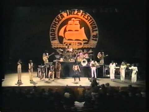James Brown live at The North Sea Jazz Festival 1981