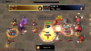 TITAN PM SemiFinal 09/08/15 TH:LH vs AR:Holyzs