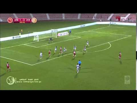 Review _ Lekhwiya 3-1 Alarabi (QSL 2014/2015)