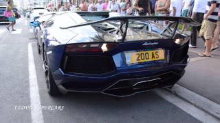 Lamborghini Aventador LP900-4 Molto Veloce Roadster by DMC - Start up and Accelerations!