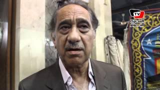 محمد أبو داوود: معظم الشخصيات التي ابتدعها مصطفى حسين تم استثمارها في أعمال فنية
